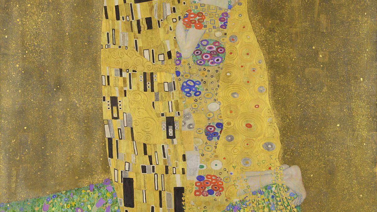L'Œuvre à la loupe : Le Baiser de Gustav Klimt