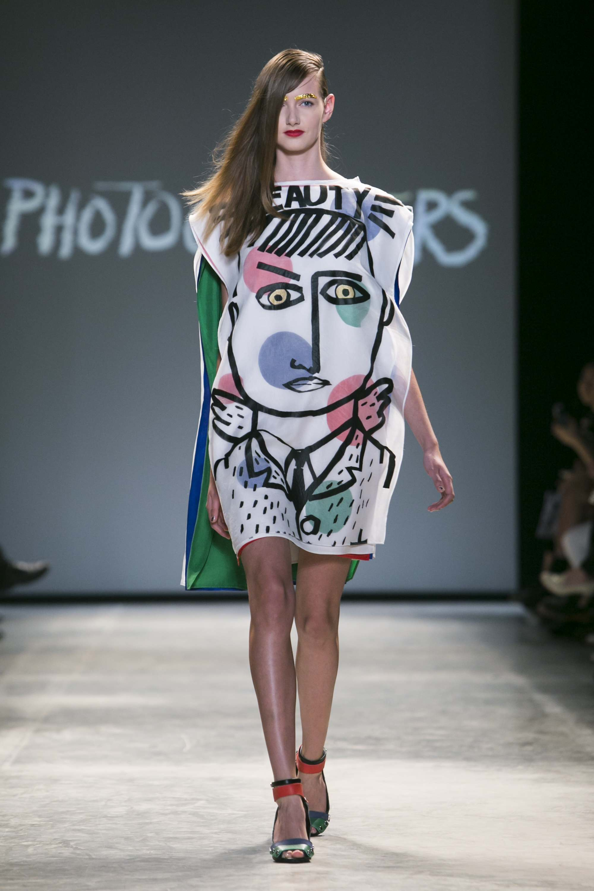 Jean-Charles de Castelbajac, Ready to Wear, Collection printemps/été 2014, Paris