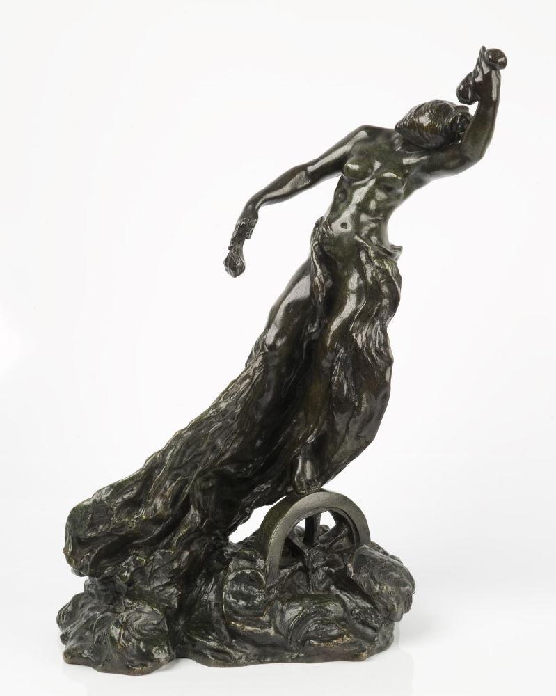 Camille Claudel, La Fortune
