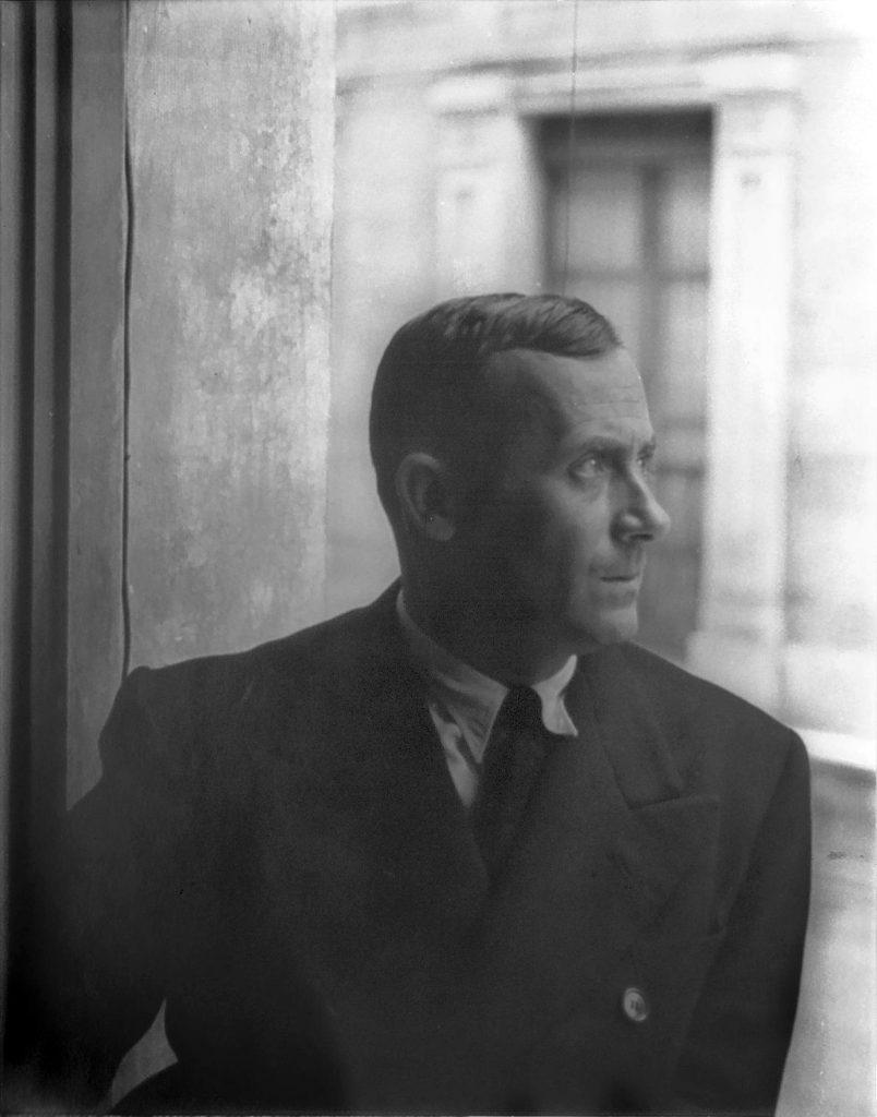 Portrait de Joan Miró (1935)