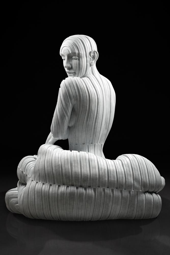 Rabarama, Abbandono (sculpture en marbre)