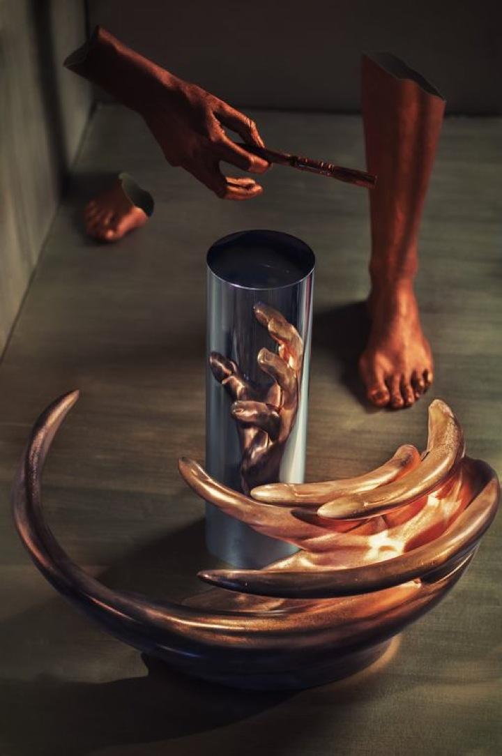 Jonty Hurwitz, Rejuvenation (2008)
