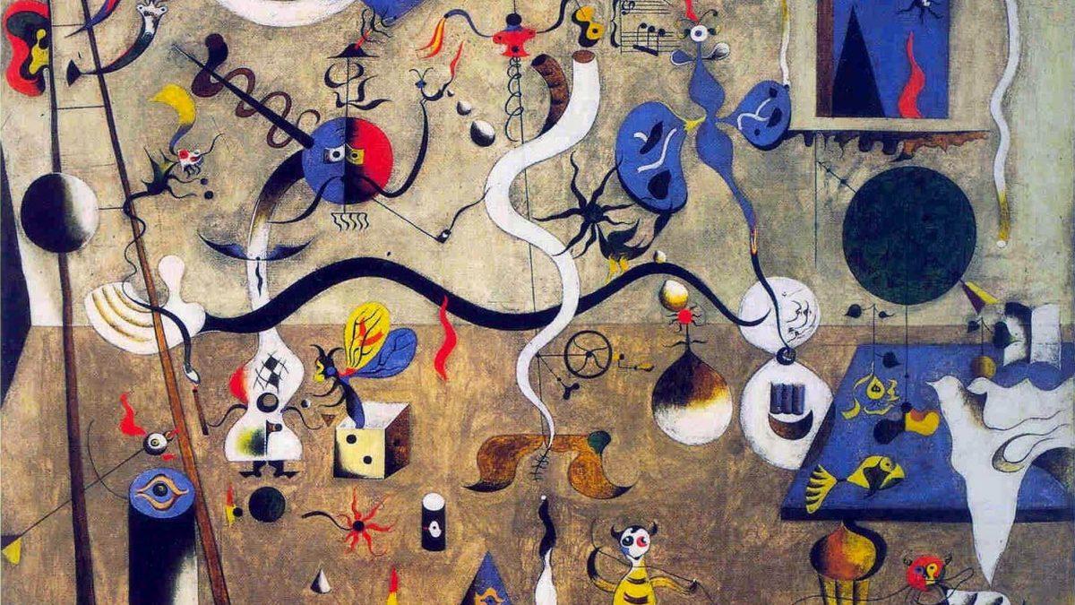 Joan Miró : créatif sur tous les fronts