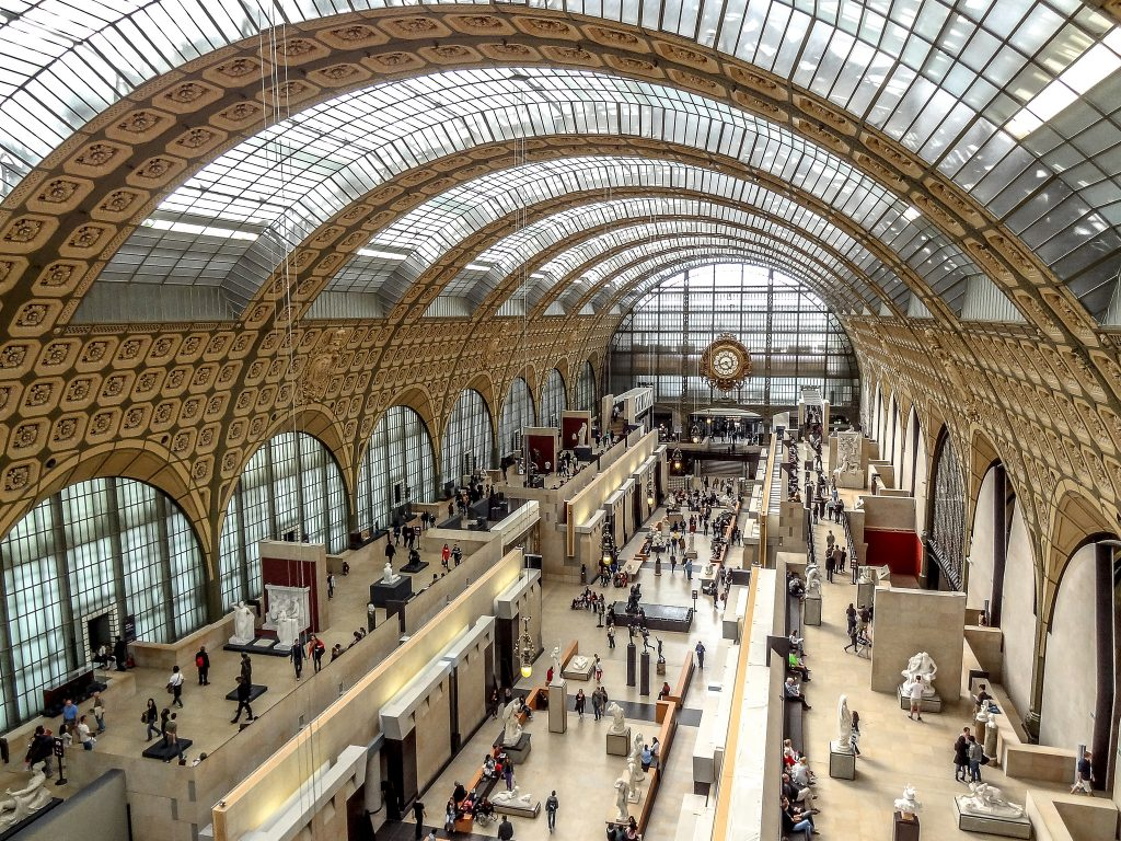 Nef du Musée d'Orsay