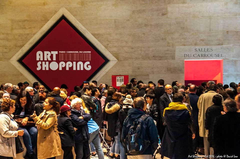Art Shopping 2017 : Un bol d'art frais !