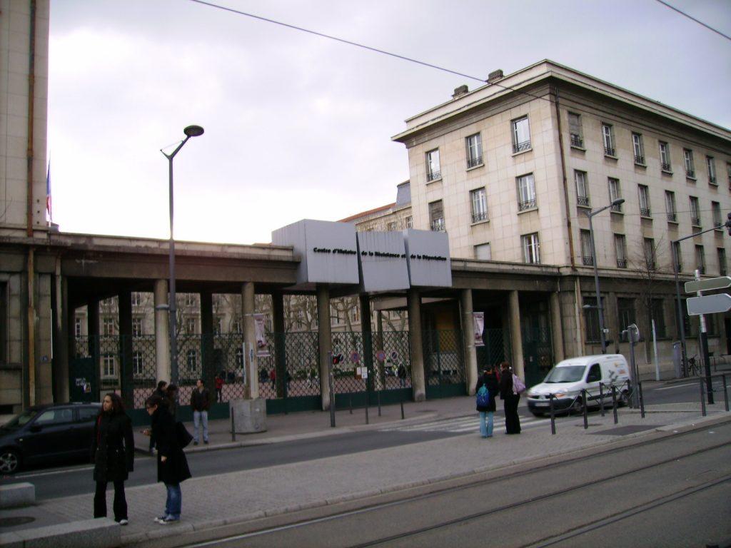 Entrée du CHRD de Lyon