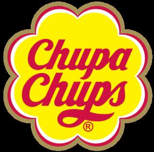 Version actuelle du logo Chupa Chups