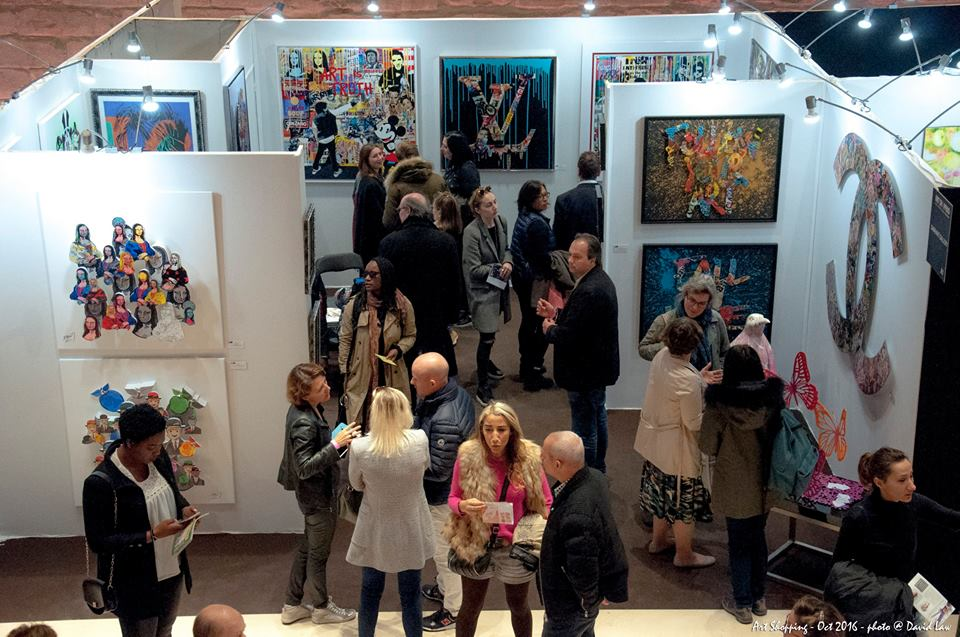 Salon Art Shopping Édition 2016