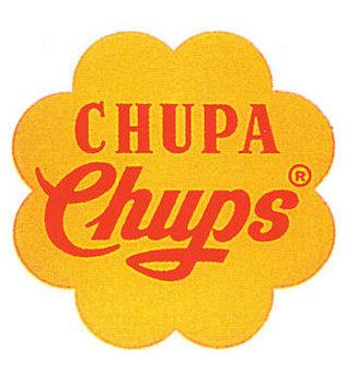Version du logo créé par Salvador Dali en 1969 / © Chupa Chups