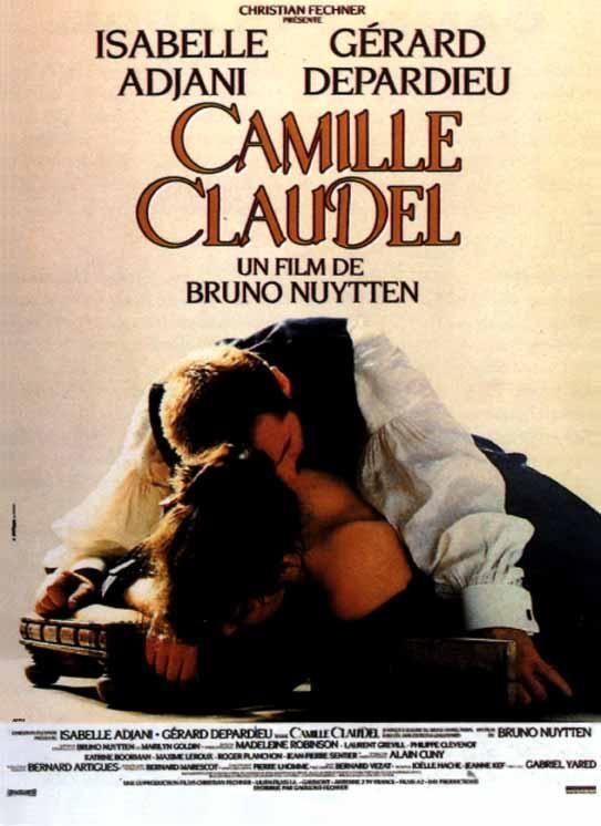Affiche du film Camille Claudel (Bruno Nuytten, 1988)