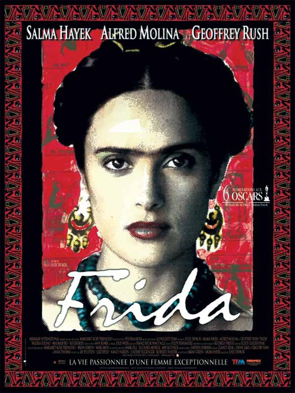 Affiche du film Frida (Julie Taymor, 2002)