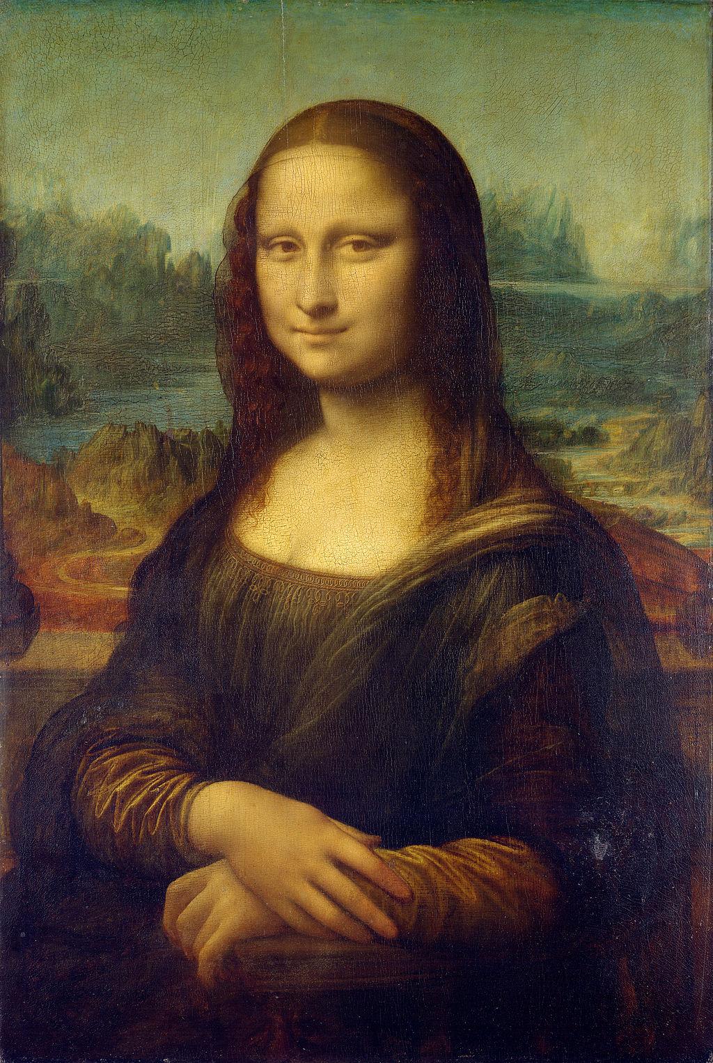 La Joconde, Léonard de Vinci (1503-1506