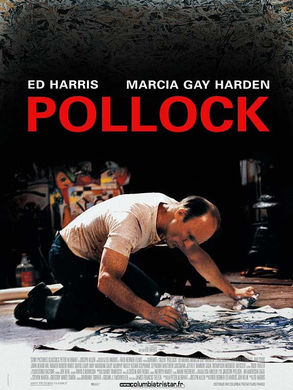 Affiche du film Pollock (Ed Harris, 2000)