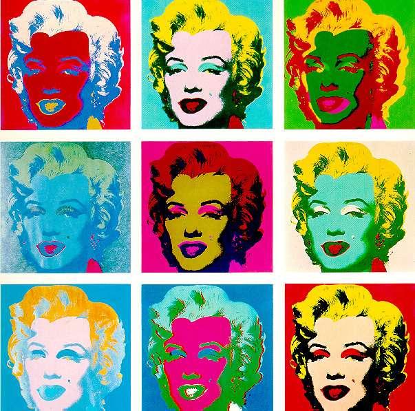 Andy Warhrol, Marilyn Monroe (1967)