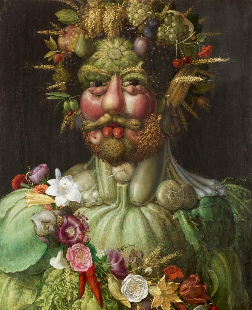 Arcimboldo, Vertumne (1590)