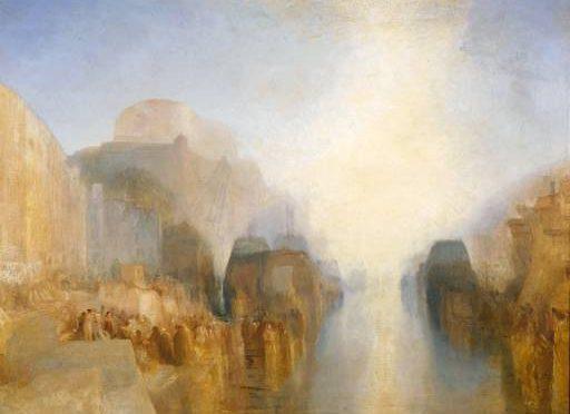 J.M.W. Turner, Port de Brest, 1826