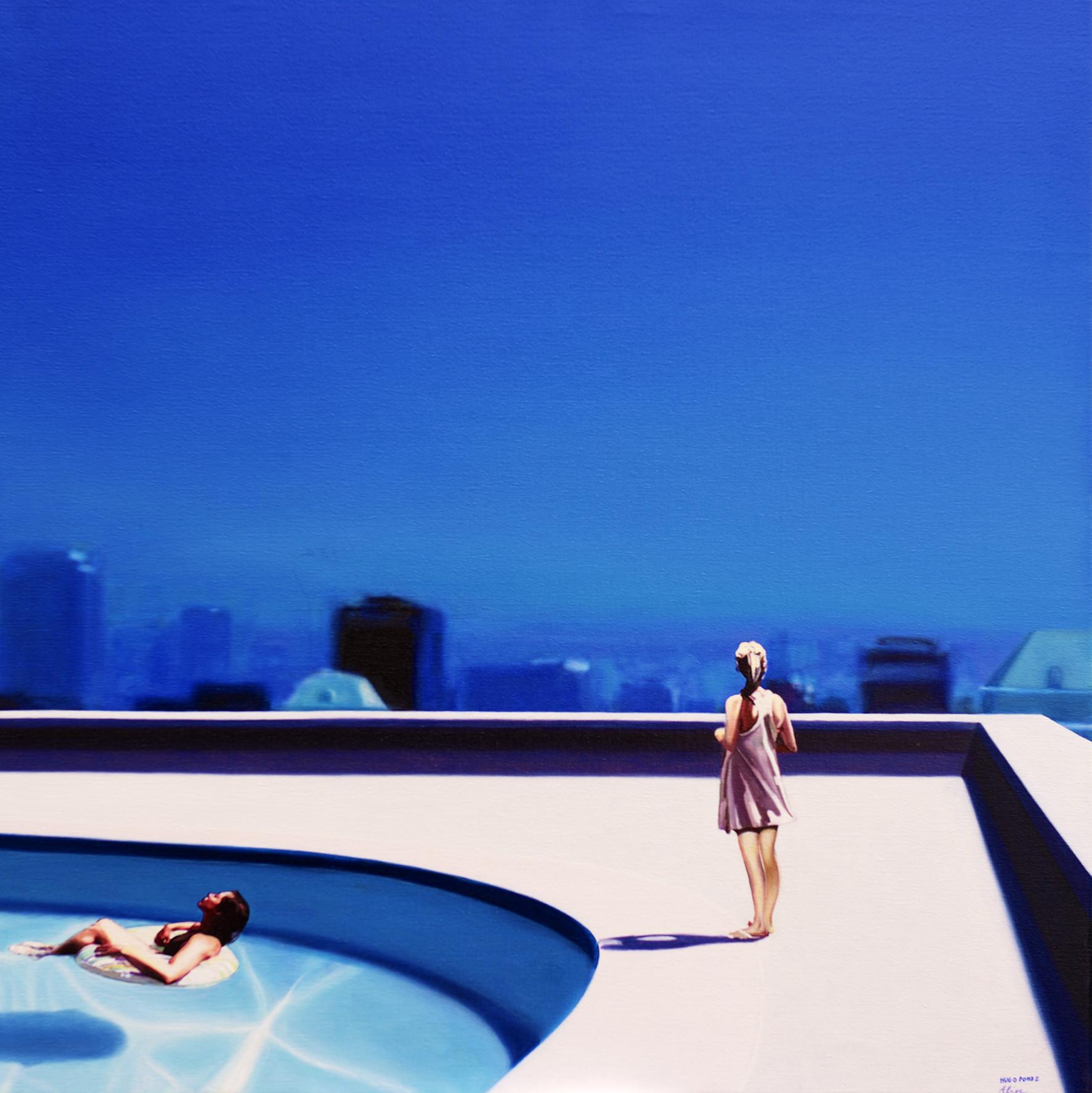 Hugo Pondz, L'approche de l'été