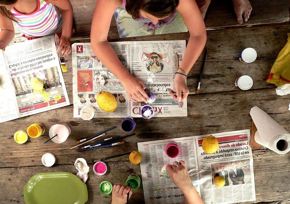 5 bons plans pour faire aimer l'Art aux enfants