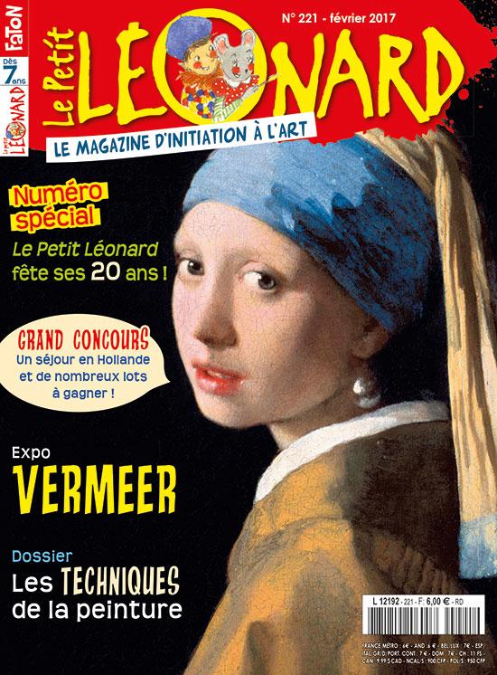 Le petit Léonard, revue d'art