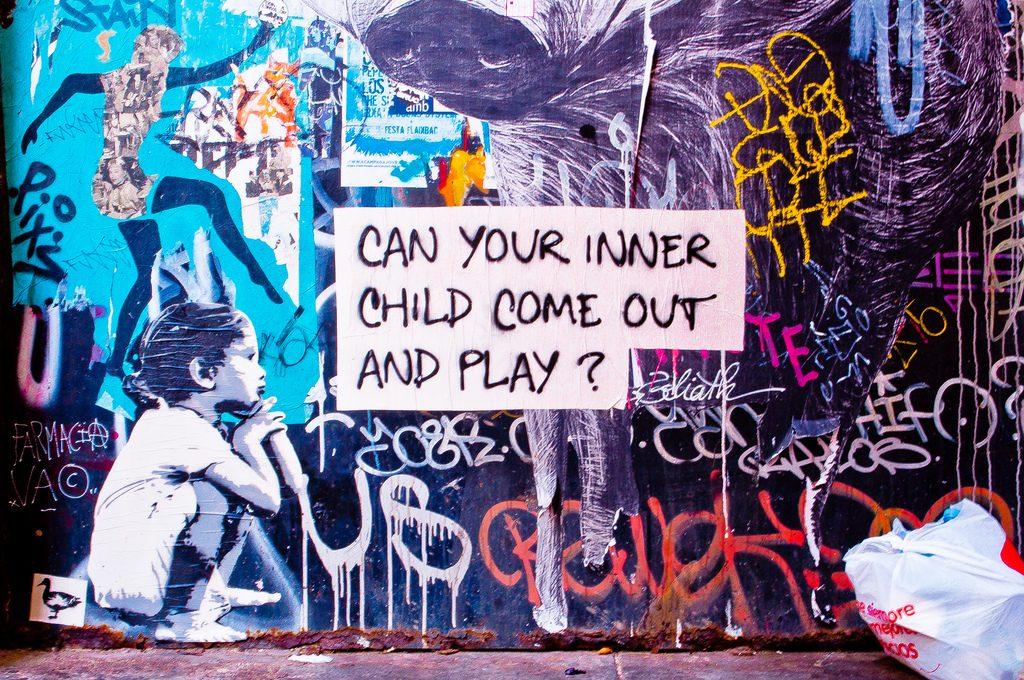 Street Art à Barcelone