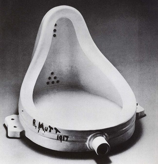 Marcel Duchamp et le Ready-Made
