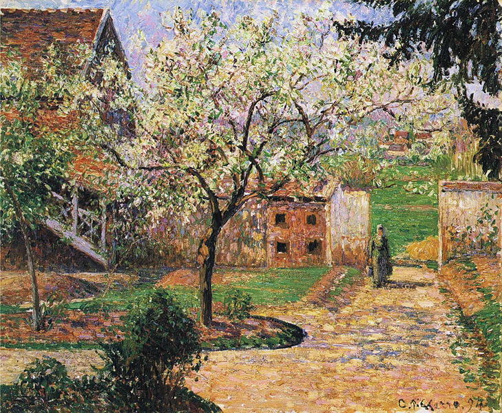 729px-Camille_Pissarro_-_Flowering_Plum_Tree,_Eragny