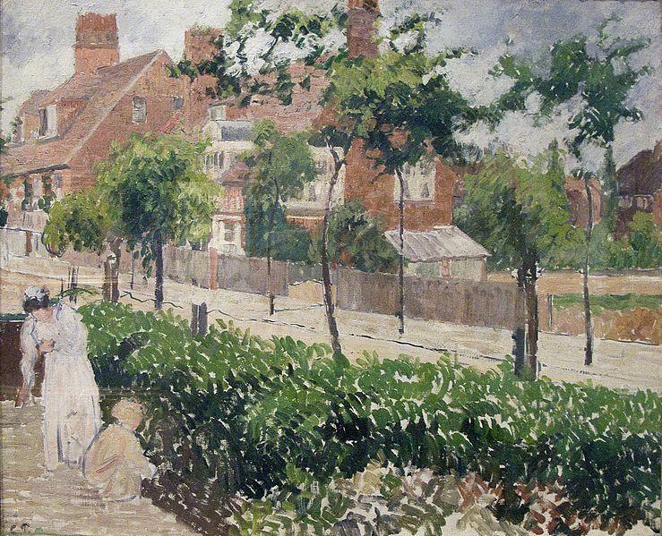 La Minute Arty • Camille Pissarro