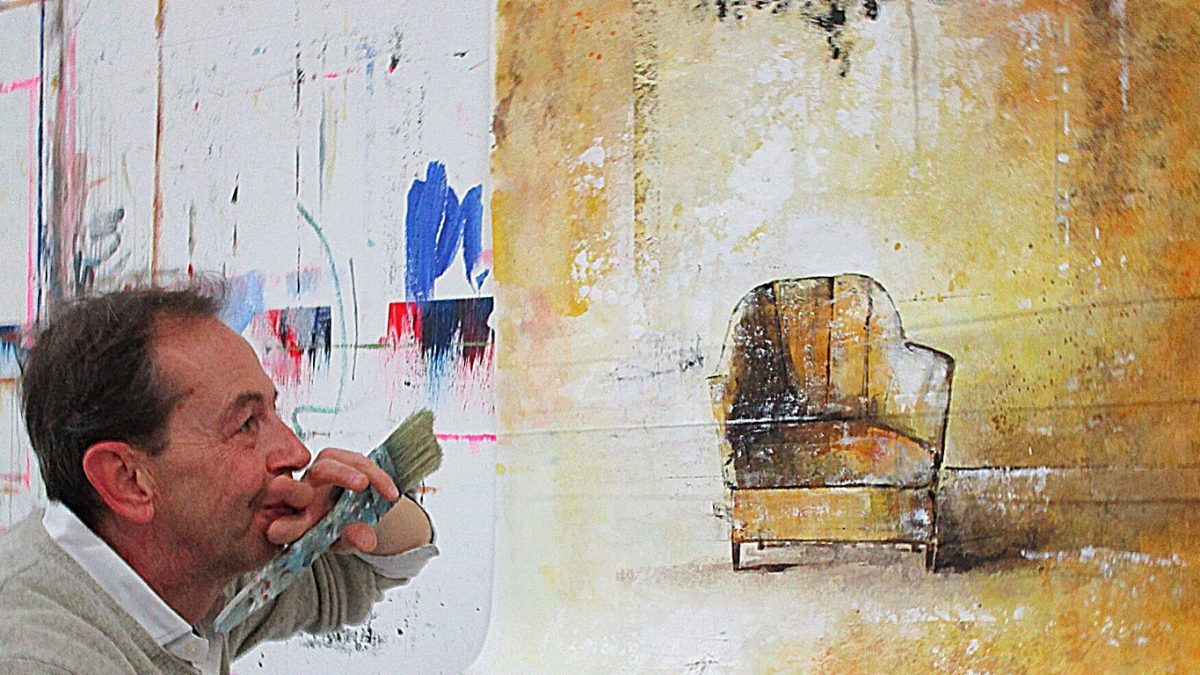 Interview artiste • Rencontre avec Claudio Missagia