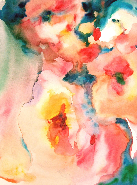 Artiste Peintre Contemporain Toulouse petite histoire de l'aquarelle - le blog d'art contemporain