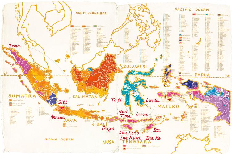 Titouan-Lamazou-Carte-de-l-indonesie