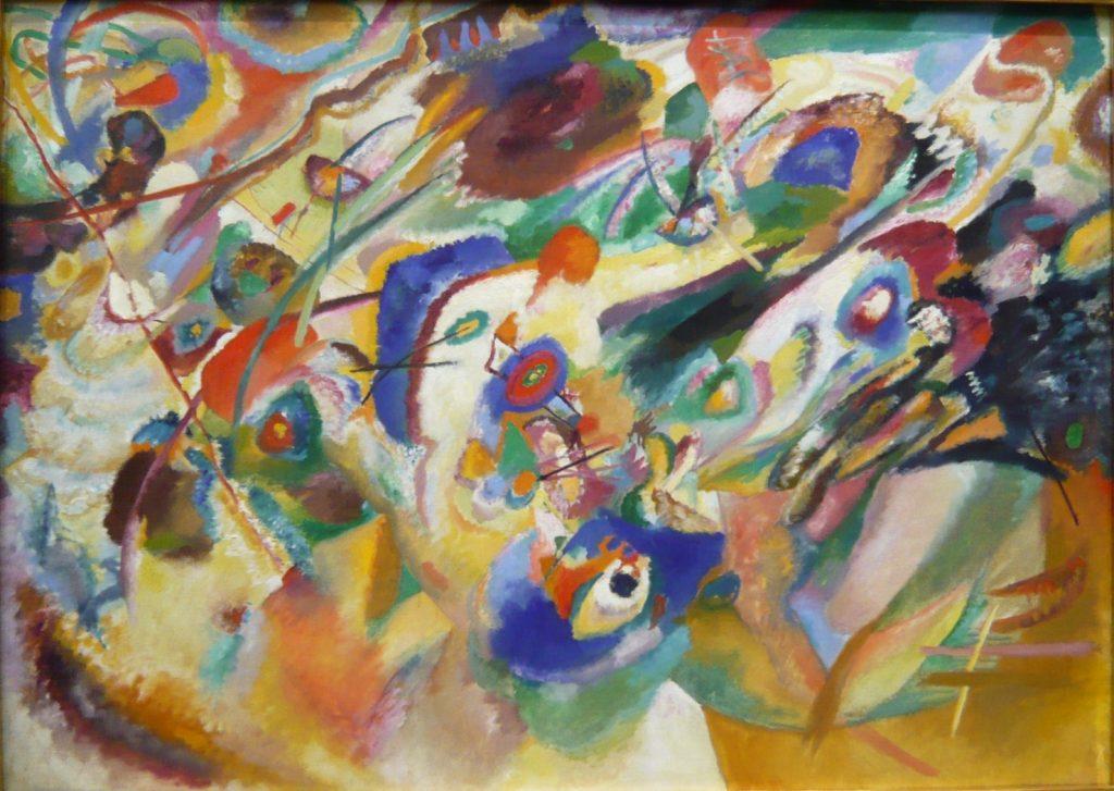 Wassily-Kandinsky-Copier