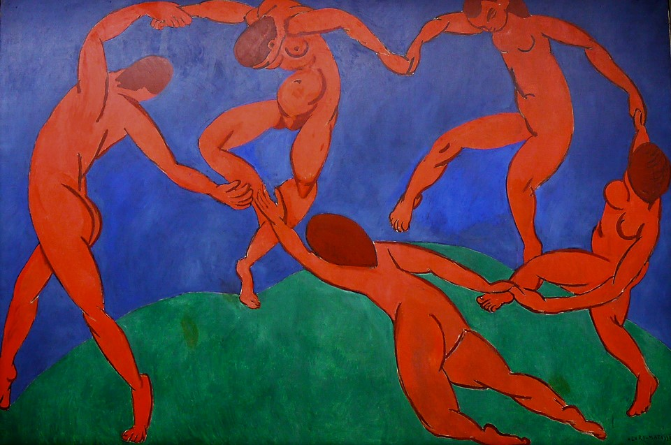 Canvassing the Masterpieces: The Dance by Henri Matisse