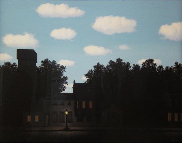 La minute arty ren magritte le blog d art for Rene magritte le faux miroir