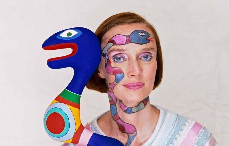 Art in a Minute: Niki de Saint-Phalle