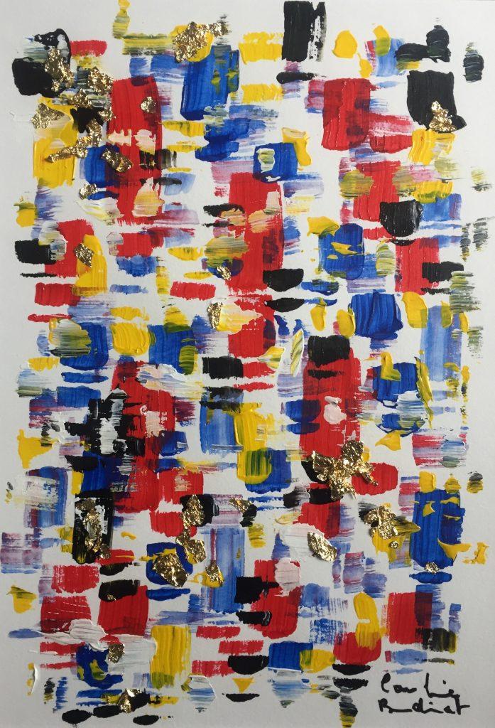 Mondrianita, Caroline Burdinat, 210€