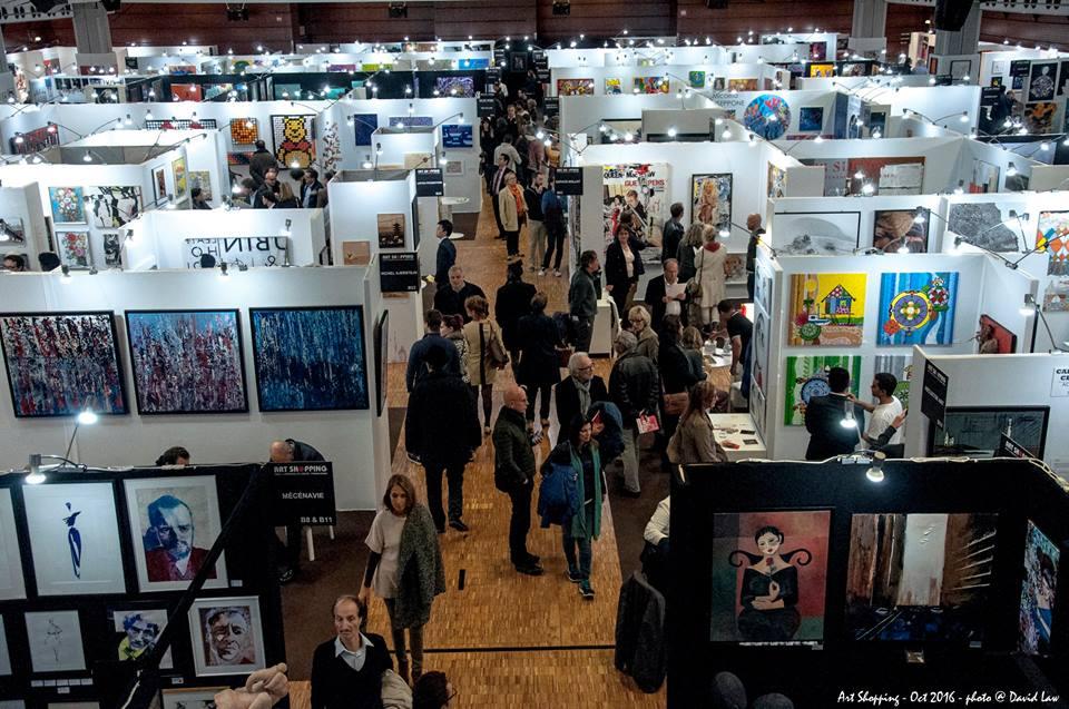 Foires et salons d'Art : à la découverte des artistes
