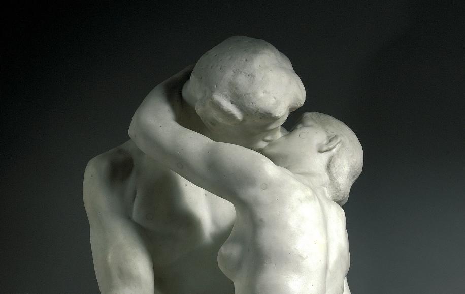 L'œuvre à la loupe : Le Baiser de Rodin