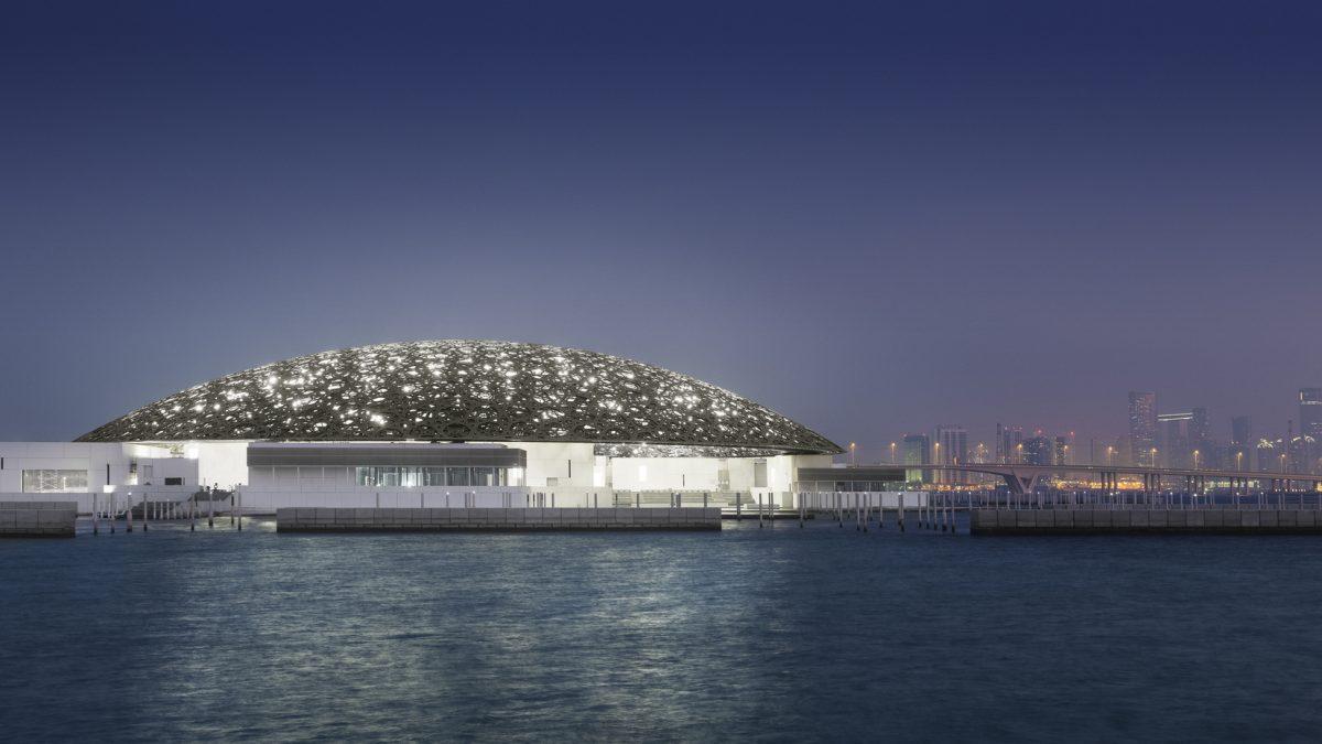 Le Louvre Abu Dhabi a ouvert ses portes