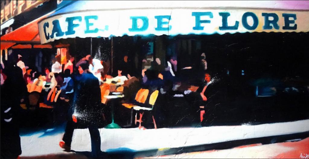 Mia, Café de Flore, 480€