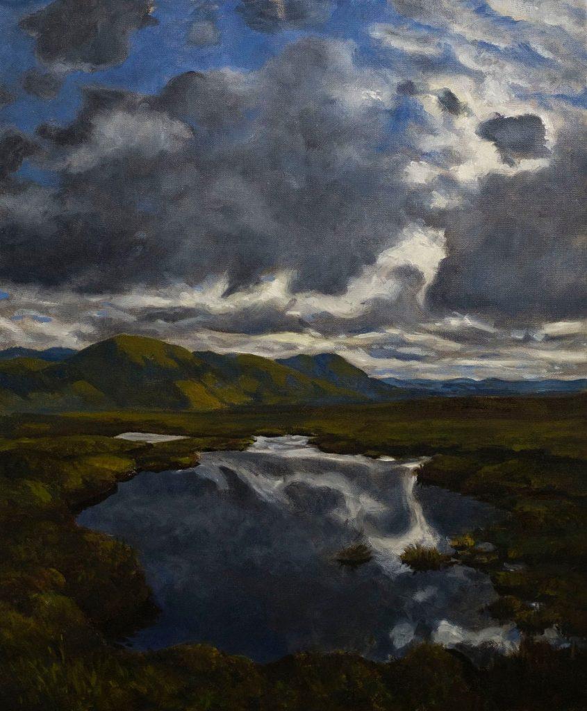 Antoine Favre, Entre terre et ciel, Ecosse, 700€