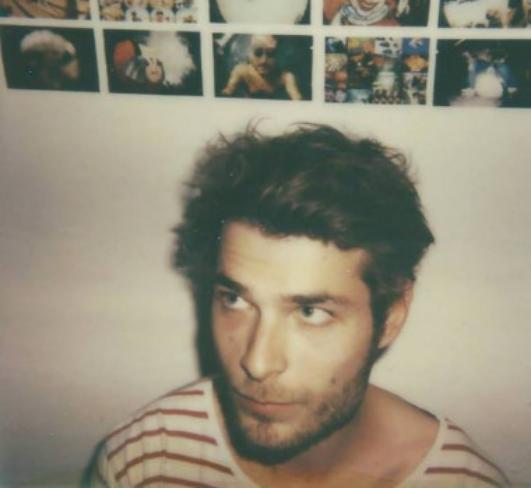Interview artiste • Rencontre avec Antoine Favre