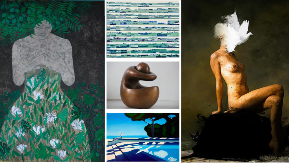 5 artistes KAZoART à connaitre