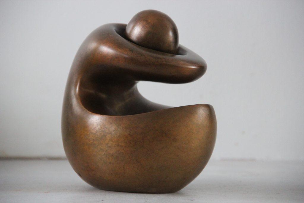 Sophie Bocher, Le refuge, 18 x 10 cm, 2500€