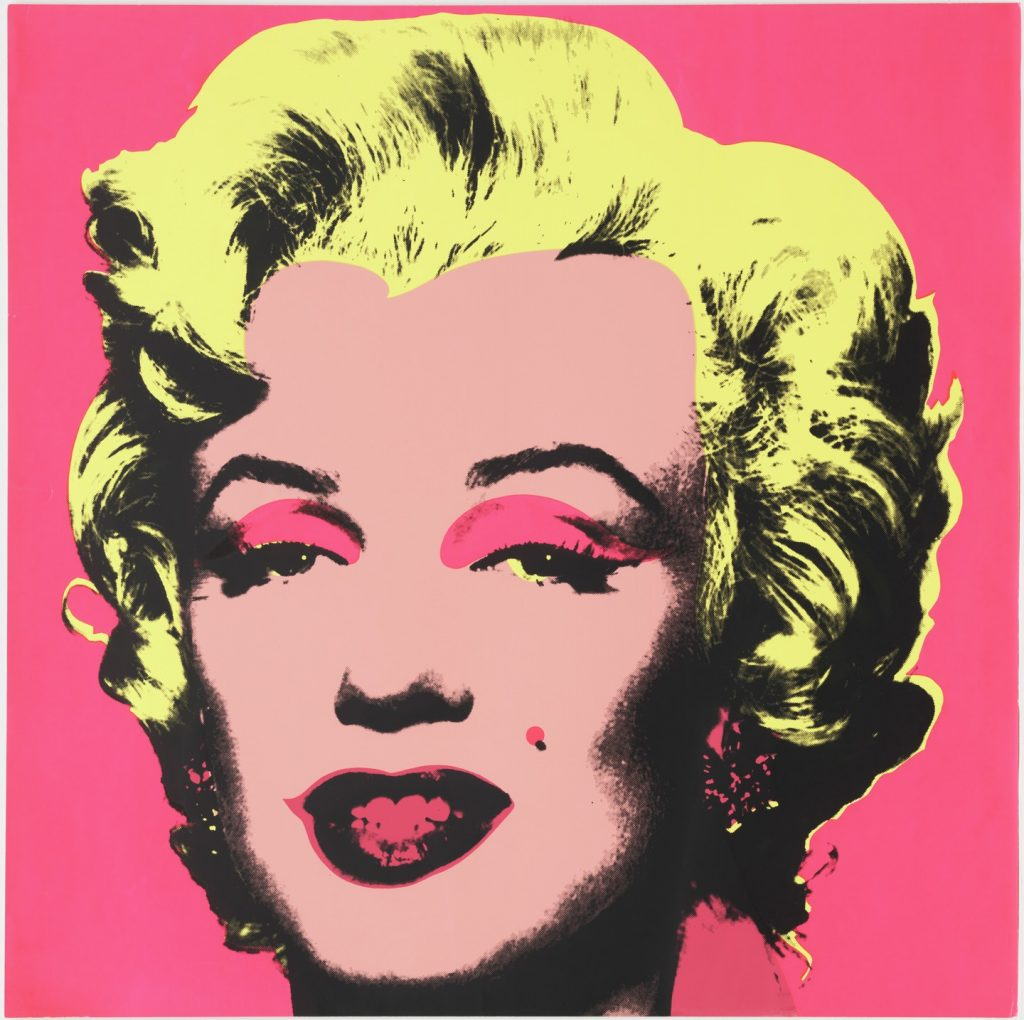 Andy Warhol, Marilyn Monroe, 1967, MoMA, © 2017 Andy Warhol Foundation for the Visual Arts / Artists Rights Society (ARS), New York