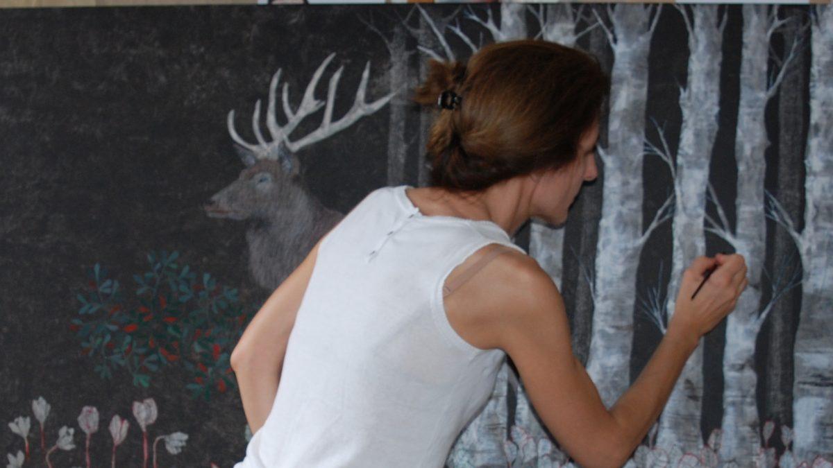 Interview artiste • Rencontre avec Cécile Duchêne-Malissin