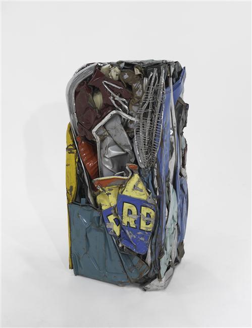 """Compression """"Ricard"""", 1962, Paris, Centre Pompidou - Musée national d'art moderne, Photo (C) Centre Pompidou, MNAM-CCI, Dist. RMN-Grand Palais / Philippe Migeat"""