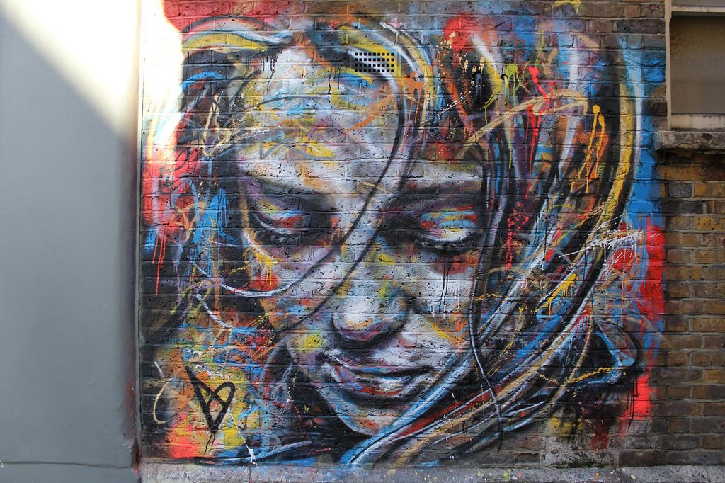 Batemans Row, Londres, 2010, David Walker