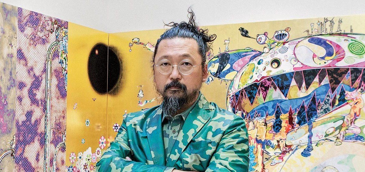 La Minute Arty • Takashi Murakami