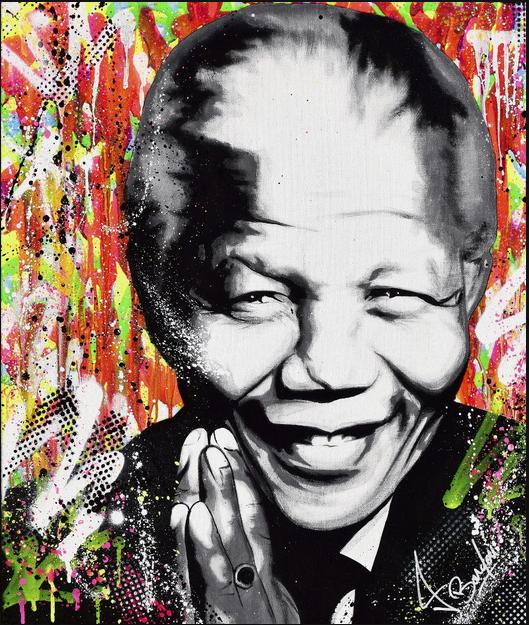 Vincent Bardou, Nelson Mandela, 600€