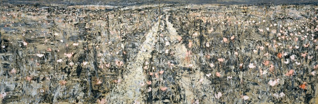 Anselm Kiefer, Bohemia Lies by the Sea, 1996 photography by mma, MET New York, (C) Anselm Kiefer